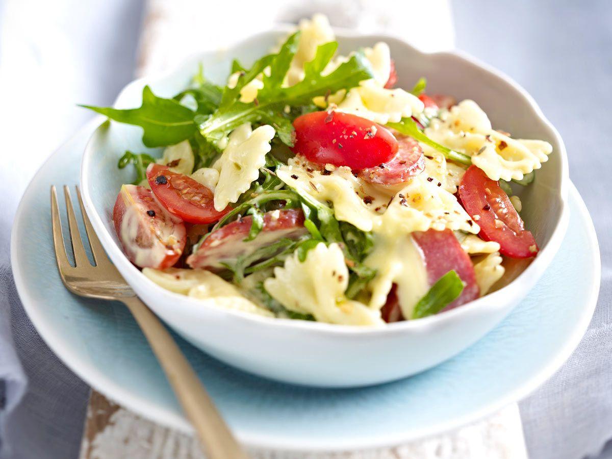 partysalate tolle rezept ideen f rs buffet partysalate pinterest salat nudelsalat und nudel. Black Bedroom Furniture Sets. Home Design Ideas