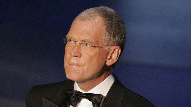 David Letterman Hates Himself