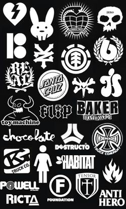 Burgos Skateboard Skateboard Logo Shaka Sticker Clothing Brand Logos