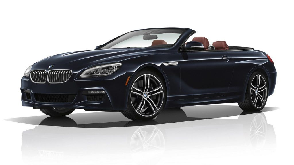 Bmw 6 Series Gets An Updated Refresh For The 2018 Model Year