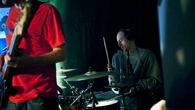 Schreiner In Stuttgart timm schreiner on the drums outerrim presents vantion dantion