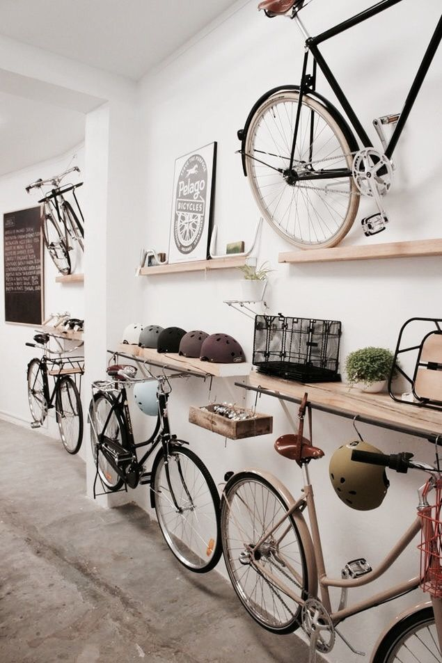 I need this for our back sports room Bike storage garage