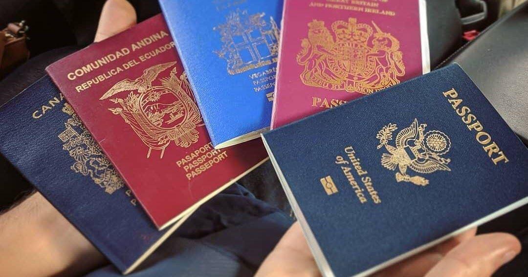 Buy registered passport contact information below official