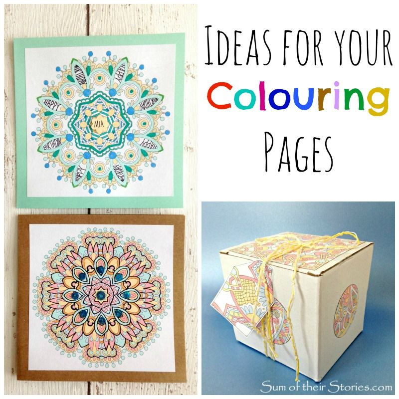 Ideas For Your Colouring Pages Sum Of Their Stories Craft Blog Free Printable Coloring Pages Colouring Pages Free Printable Coloring