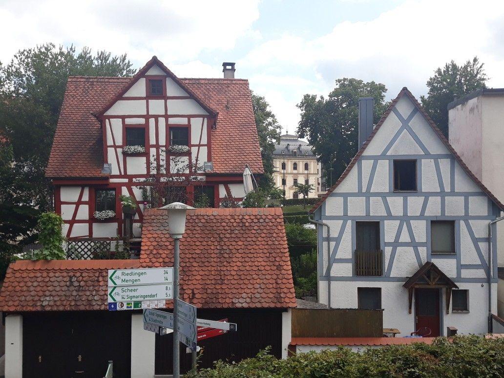 Beautiful Two Homes Sigmaringen Bw Sigmaringen