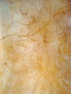faux painting - cool