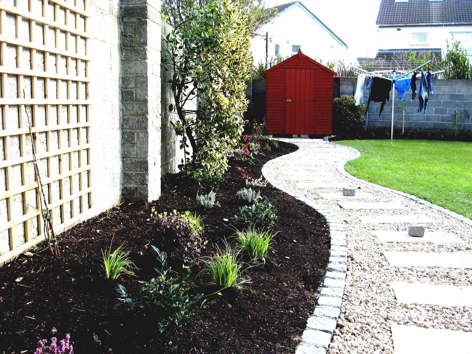 Geringer Wartungsaufwand Garten Ideen Auf Einem Budget Einfache Hinterhof  #Gartendeko