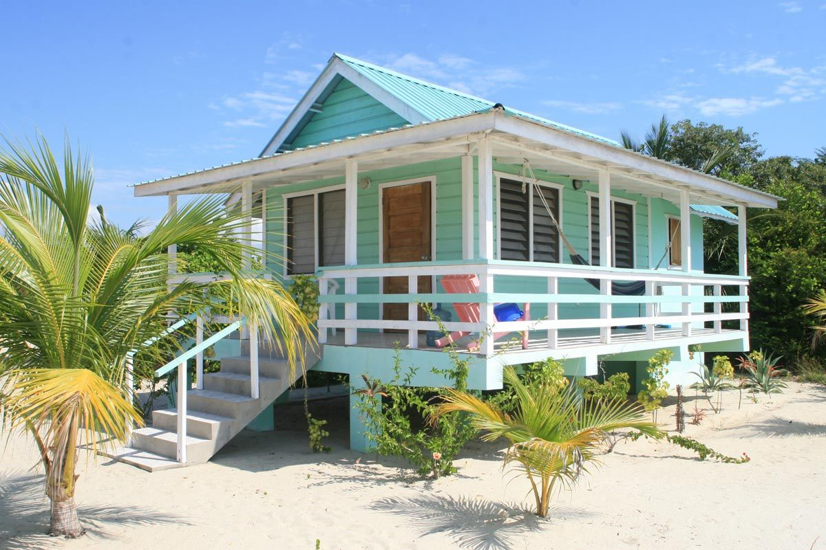 Placencia Belize Tropical Beach Houses Beach House Decor Beach House Interior