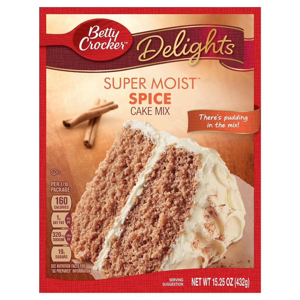 Betty crocker spice cake mix 1525oz in 2020 moist
