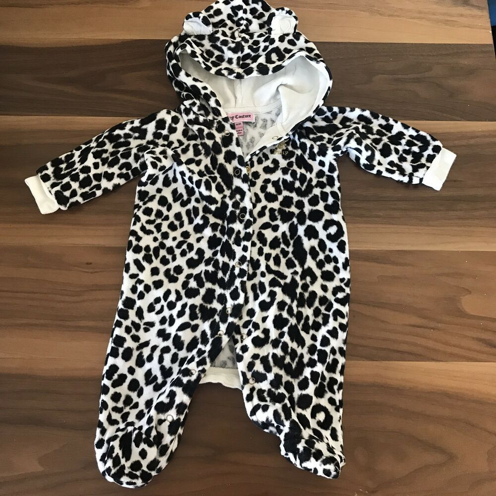 Good Condition Juicy Couture Velour One Piece For 0 3 M Girls Fashion Clothing Shoes Accessories Babytod With Images Toddler Girl Outfits Girl Red Dress Girls Couture