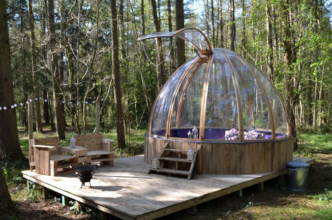 Camp Katur is a Glamping experience with a difference, set within the beautiful 250 acre Camp Hill Estate of North Yorkshire, Camp Katur offers a truly memorable Yorkshire Glamping holiday.
