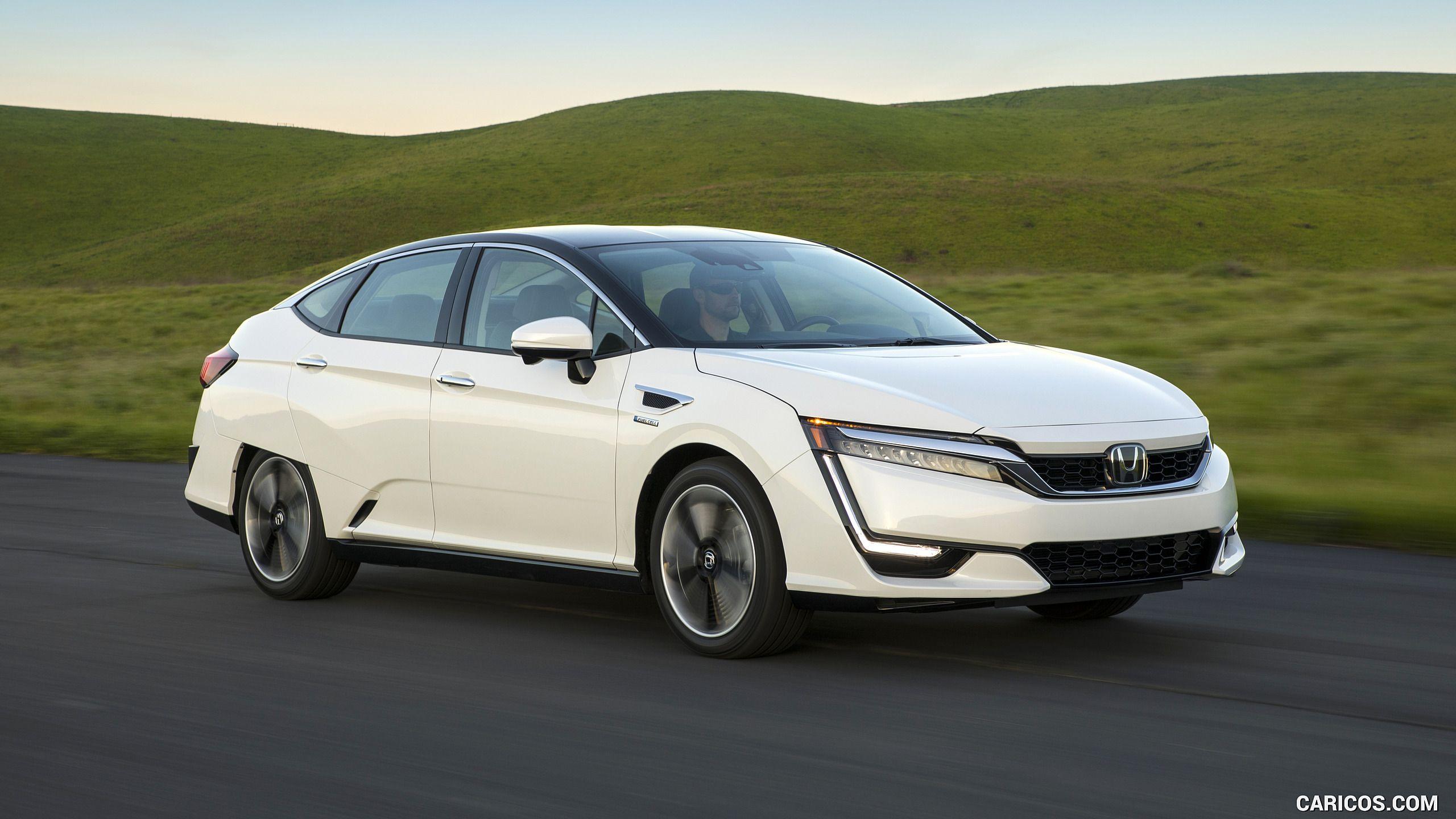 Honda Clarity Fuel Cell Fuel cell, Honda, Hybrid car