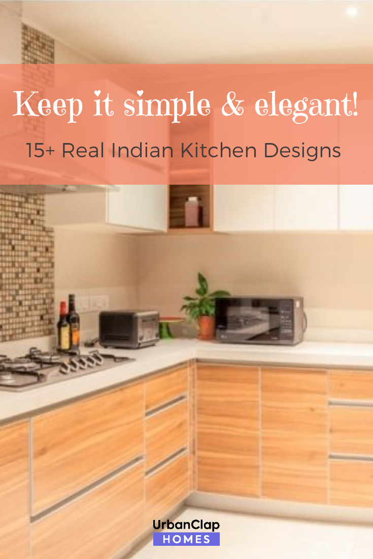 15 Indian Kitchen Design Images From Real Homes Interior Design