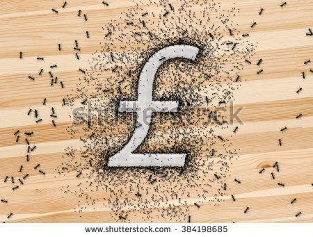 The Pound Symbol Of United Kingdom Uk Symbol Currency Money Icon