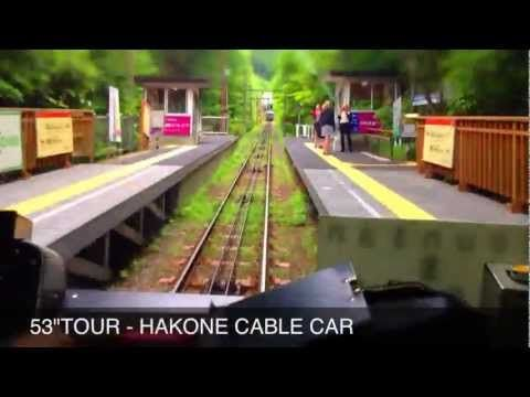 TimeLapes - Hakone Cablecar | 타임랩스 - 하코네 케이블카