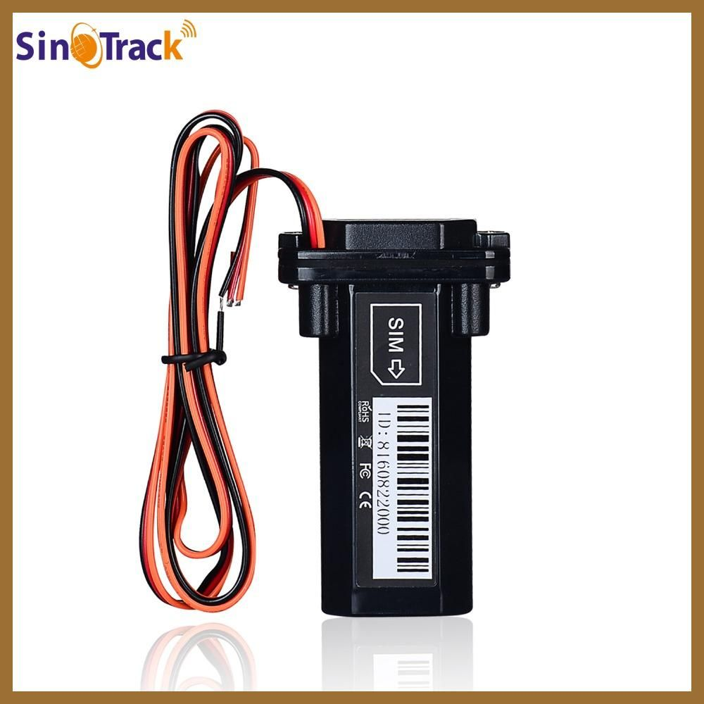 Mini Waterproof Builtin Battery Gsm Gps Tracker For Car Motorcycle