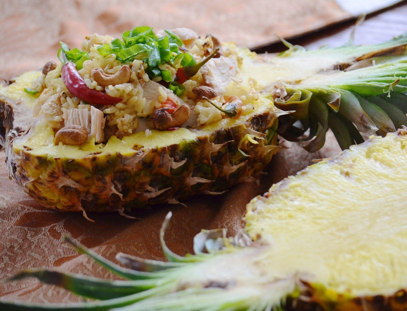 Obsessive Cooking Disorder: Thai Pineapple Fried Rice (Khao Pad Sapparot)