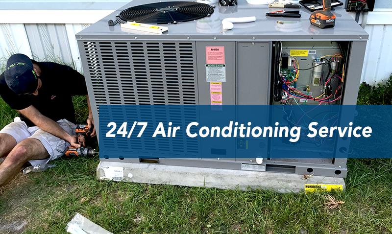 24 Hour Air Conditioning Service Brandon Air