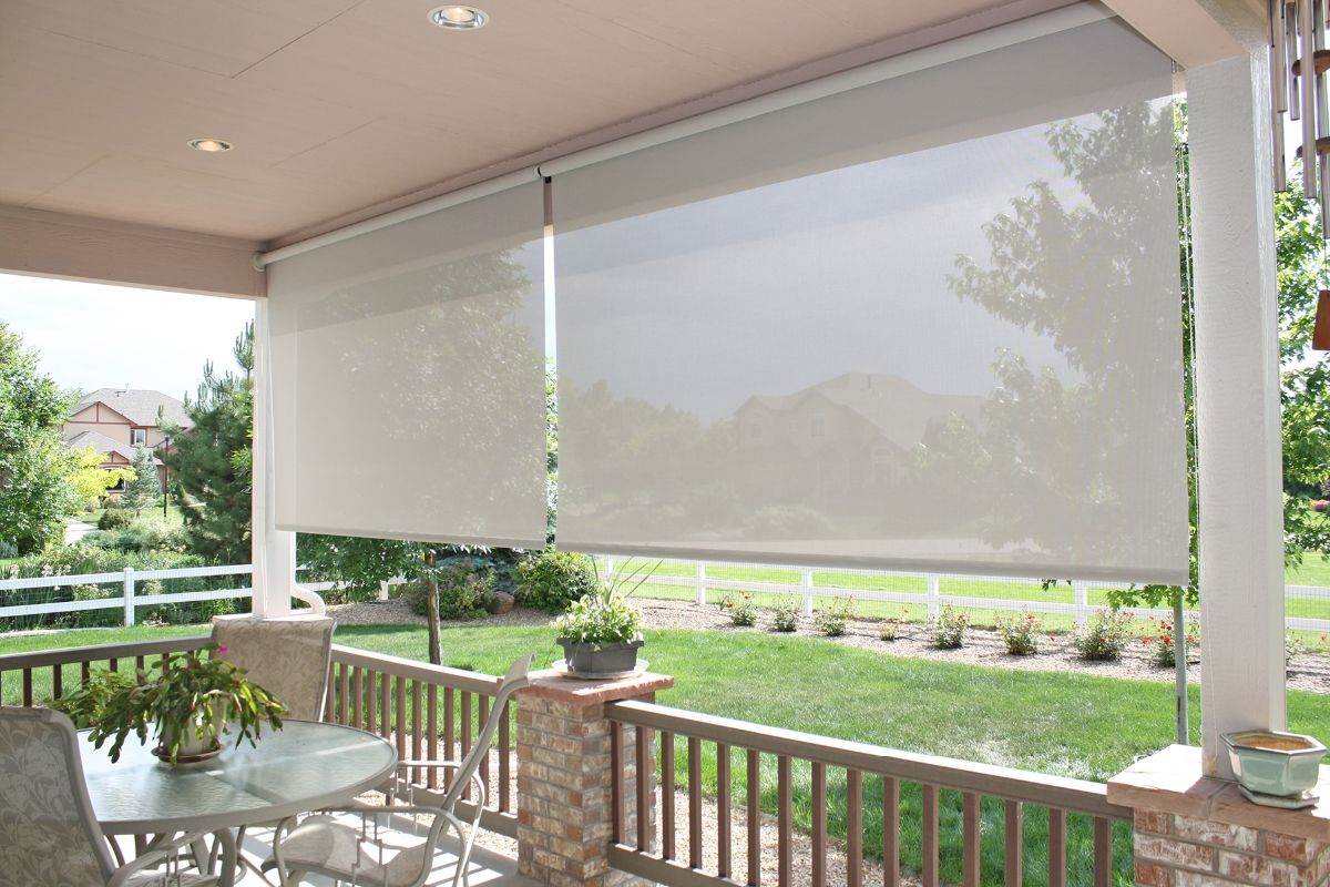 Exterior sun shades for windows - Insolroll Manufactures High Quality Window Shade And Patio Shade Systems For Residential And Commercial Applications