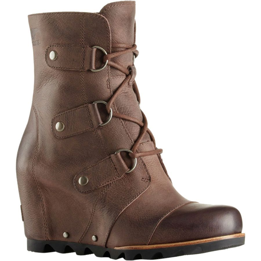692890f27a6 Sorel - Joan Of Arctic Wedge Mid Boot - Women s - Tobacco