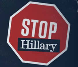 FREE Stop Hillary Sticker - I Crave Freebies