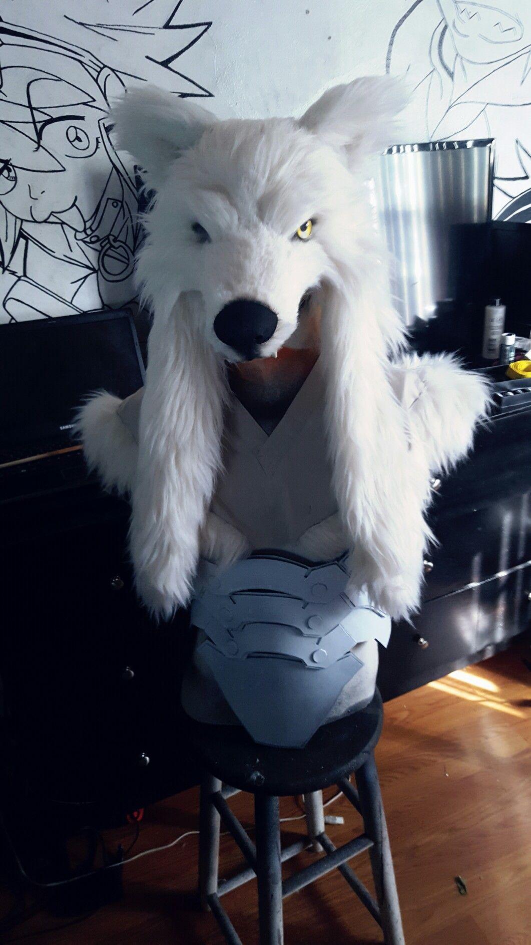 e71d1f2e Okami hanzo cosplay (WIP)   my cosplays/props/DIY   Cosplay, Wolf ...
