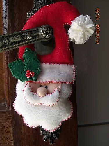 Manualidades para navidad en fieltro buscar con google - Manualidades con fieltro para navidad ...