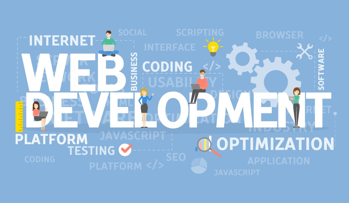 The Benefits Of Web Design And Development Company Services Web Development Training Web Development Design Web Development