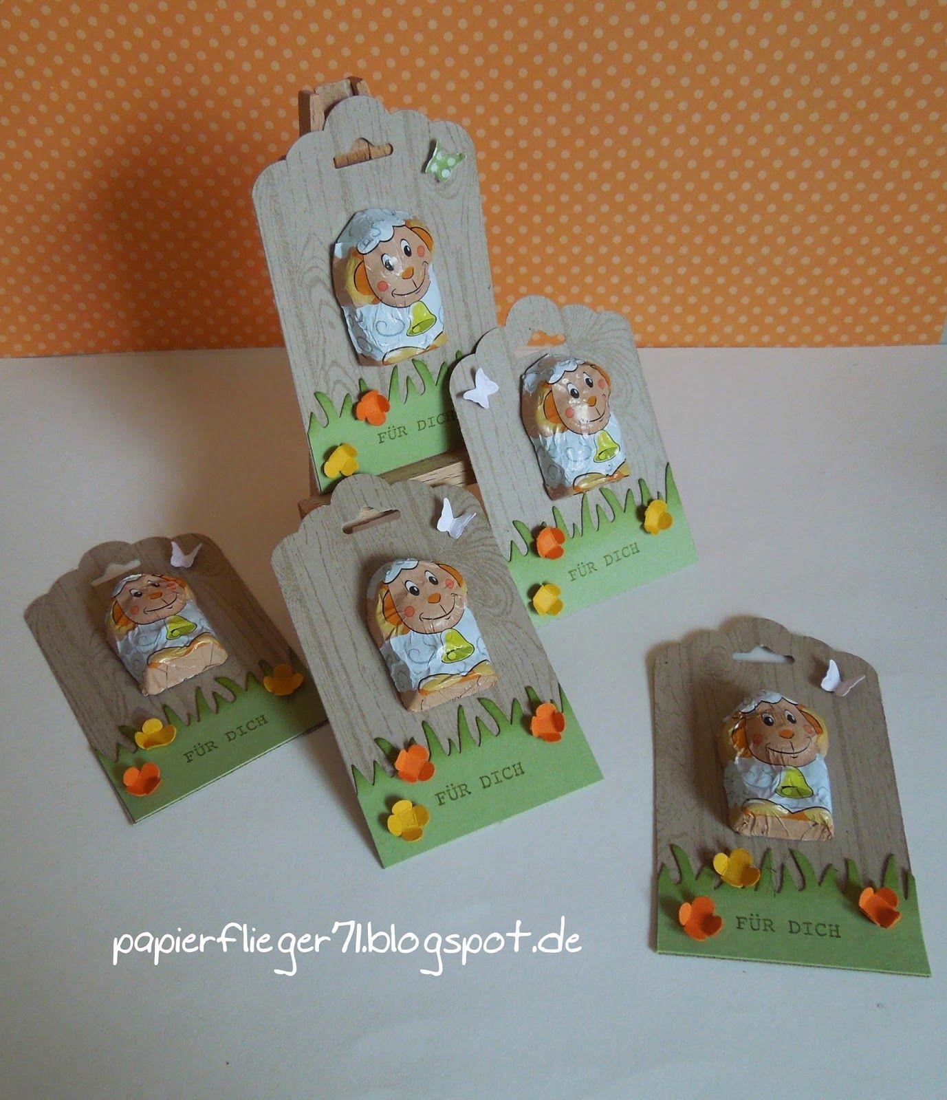Papierflieger: Karfreitags-Goodies
