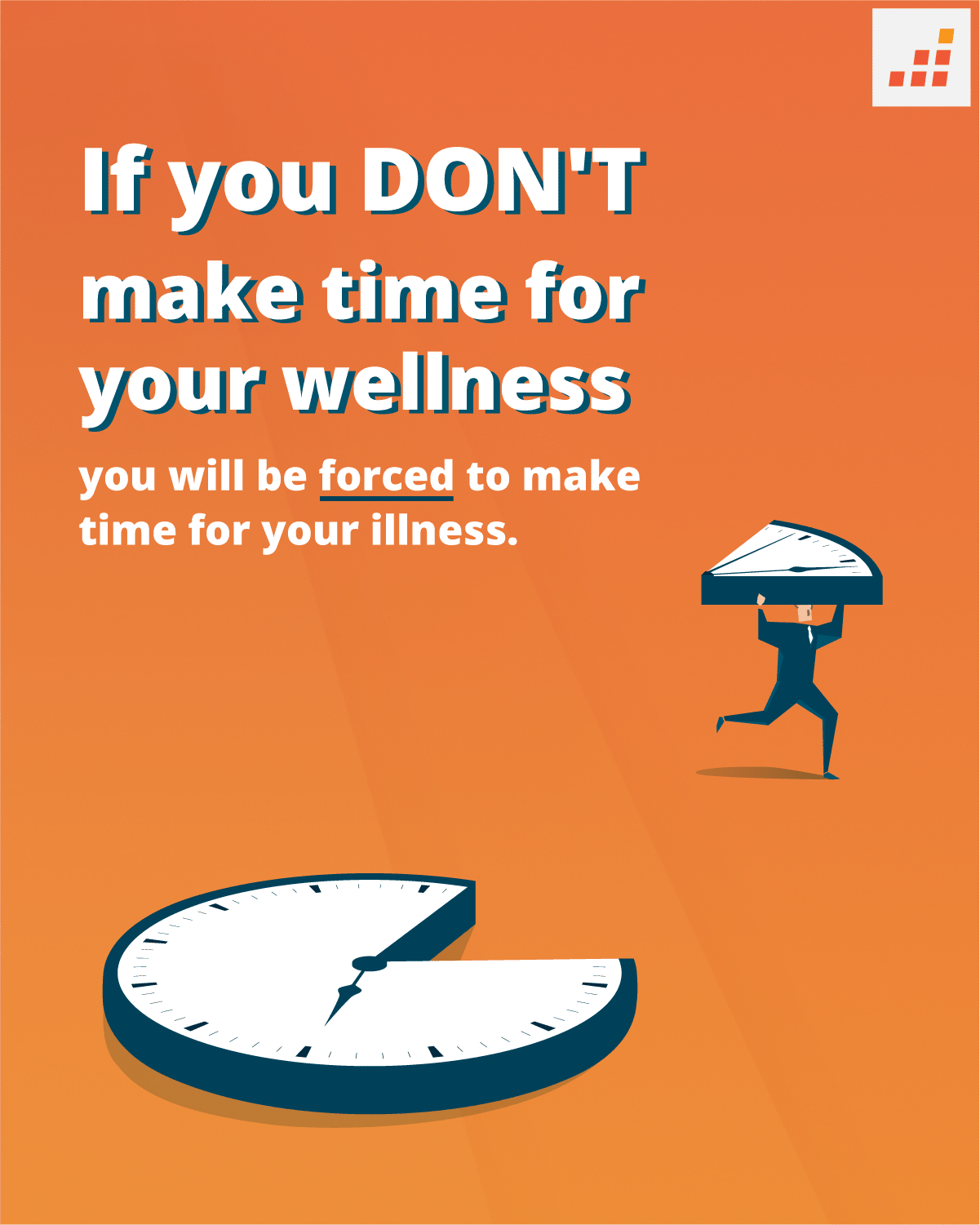 Make time for what is important. Resume services