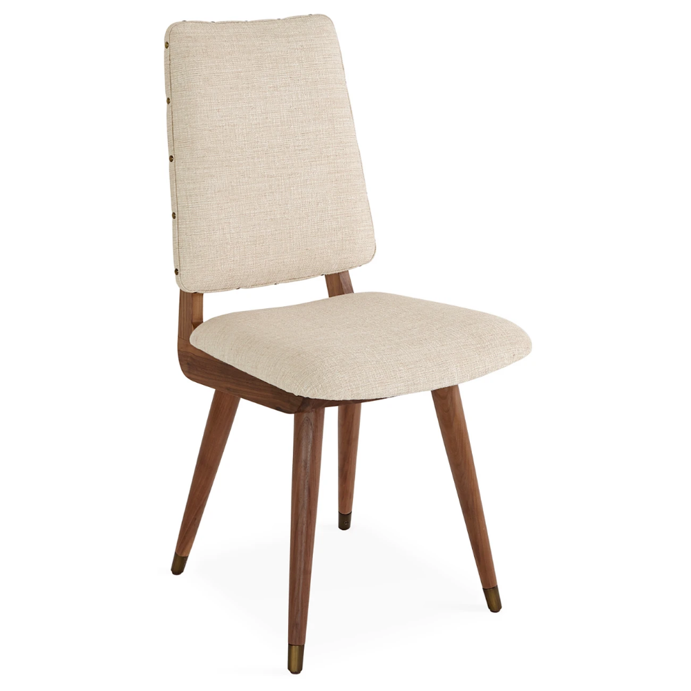 Jonathan Adler Camille Belfast Stone Dining Chair in 5  Dining