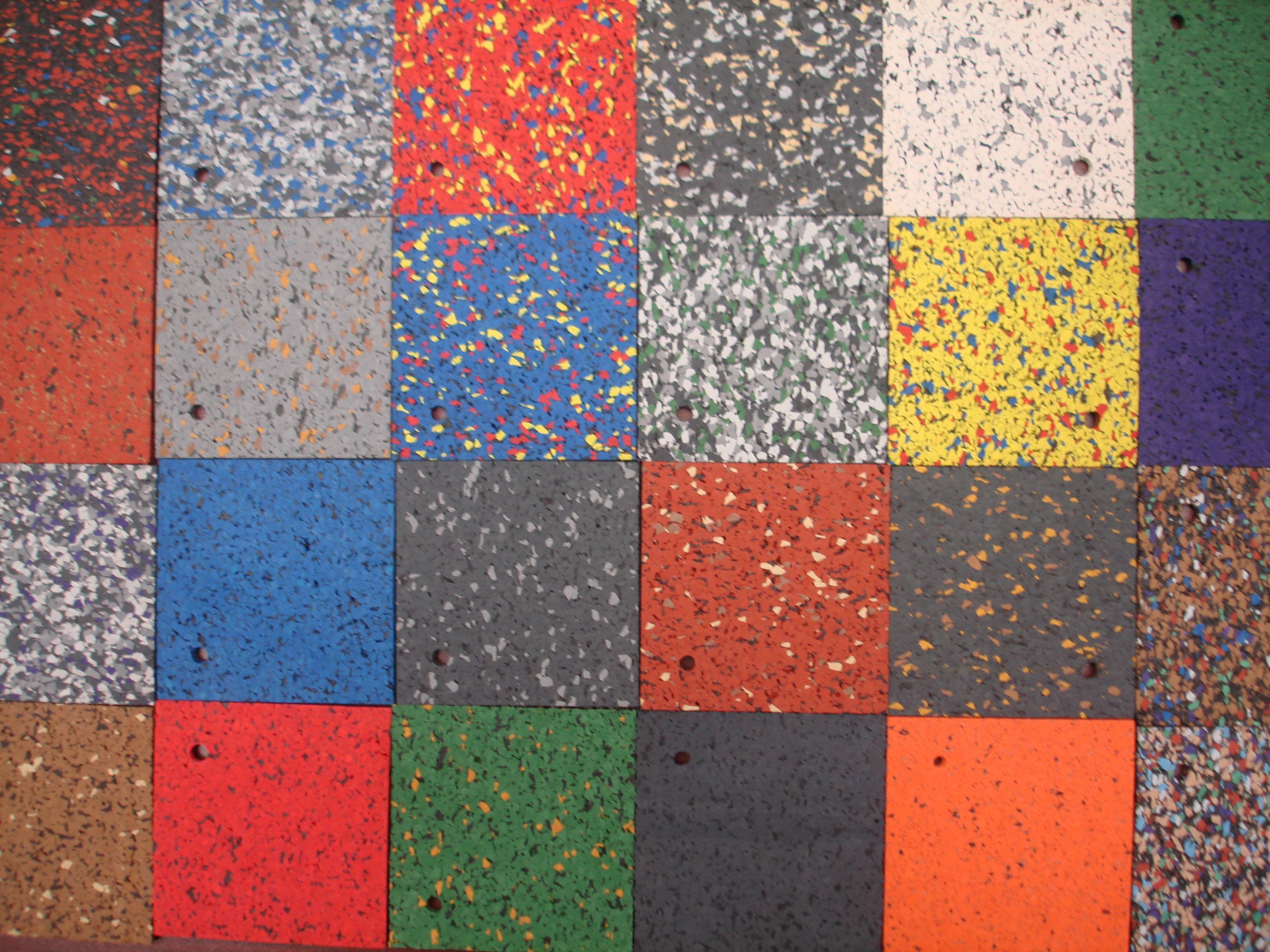 Flooring colorful outdoor recycled rubber flooring tile design flooring colorful outdoor recycled rubber flooring tile design some benefits of rubber flooring compared with other dailygadgetfo Image collections