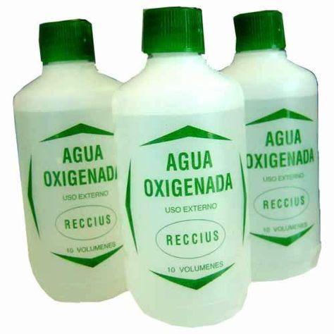 Sao Poucas As Pessoas Que Conhecem As Utilidades Da Agua Oxigenada