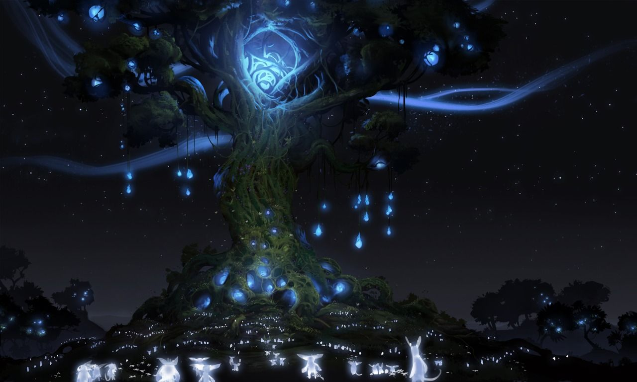 gamefreaksnz: E32014: Ori and the Blind Forest... - Robotpencil