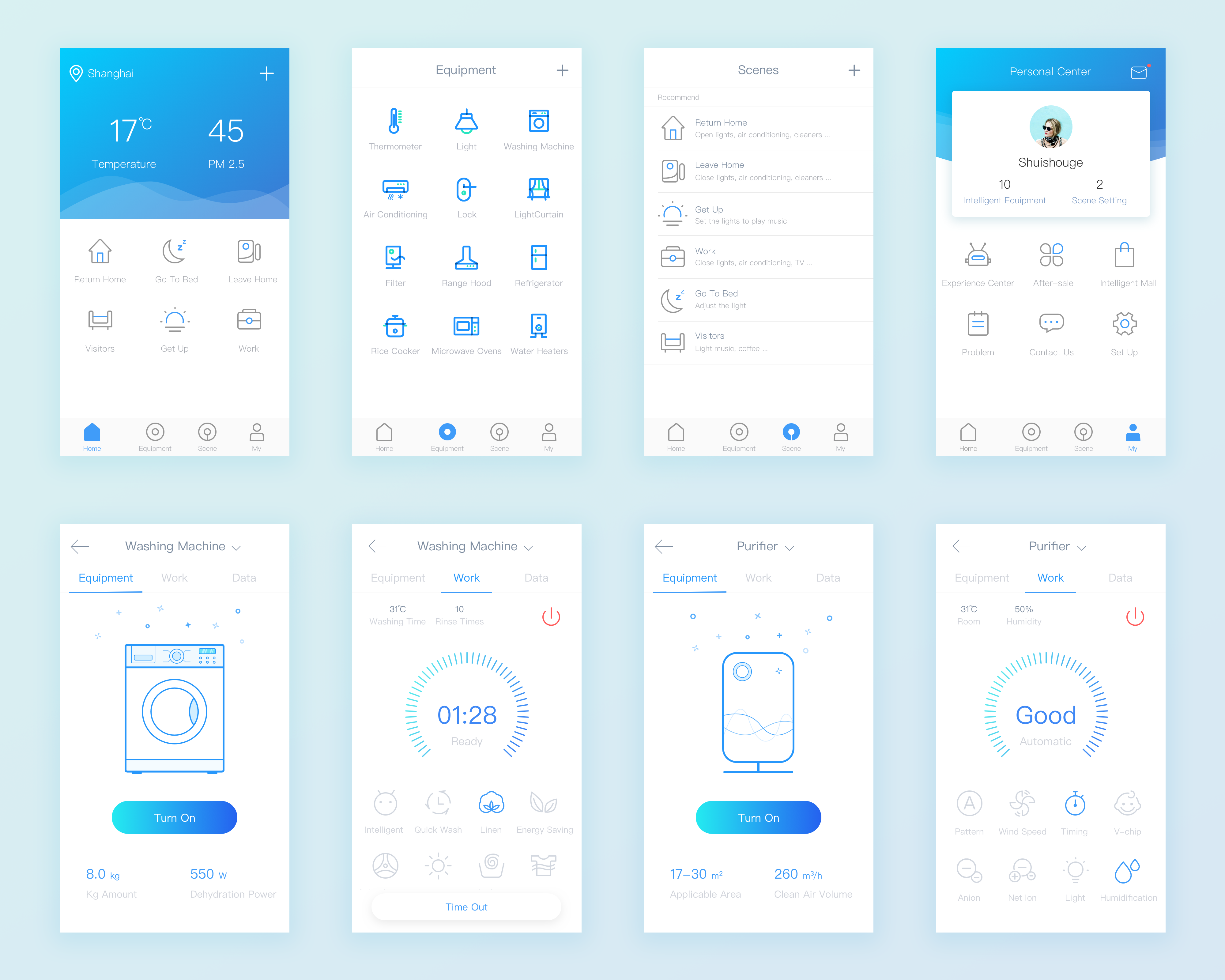 Smart Home | mobile