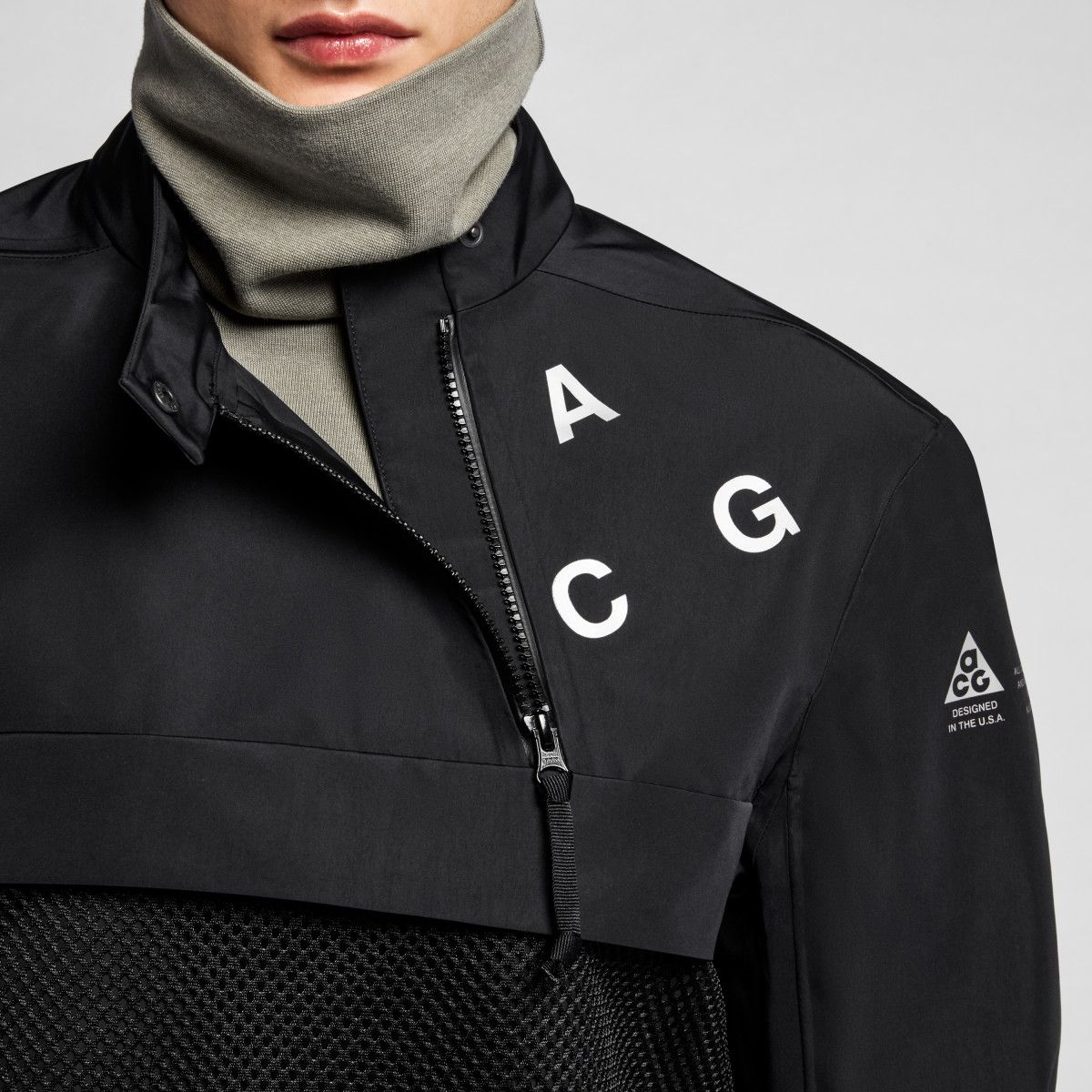 37c32151 For Holiday 2017, NikeLab ACG delivers a new collection made to protect  against the elements. According to designer Johanna Schneider,
