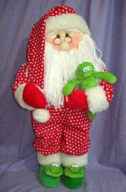 explicacion candelabro pap noel decoracion navidea ideas navideas navideas adornos navideos monos felpa