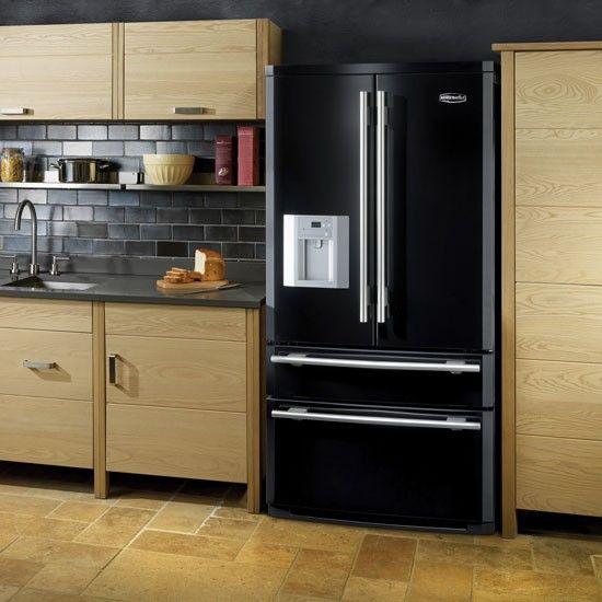 French Kitchen Appliances: DxD French-door Style Fridge Freezer, £2,073, Rangemaster
