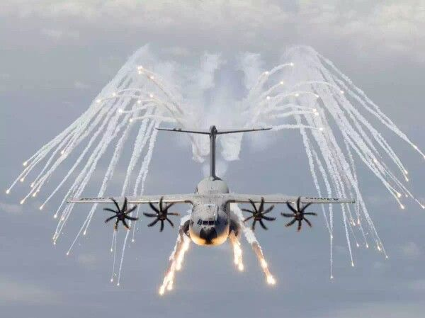 c 130 shooting his flares larry pinterest airplanes and planes