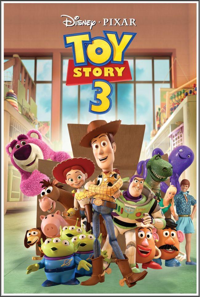 Resultado de imagen para toy story 3 poster hd