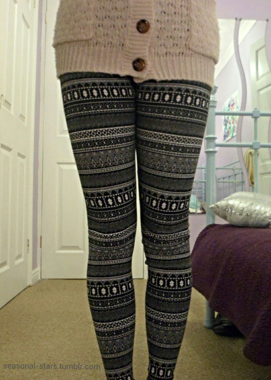 Outfits With Printed Leggings Tumblr | www.pixshark.com ...