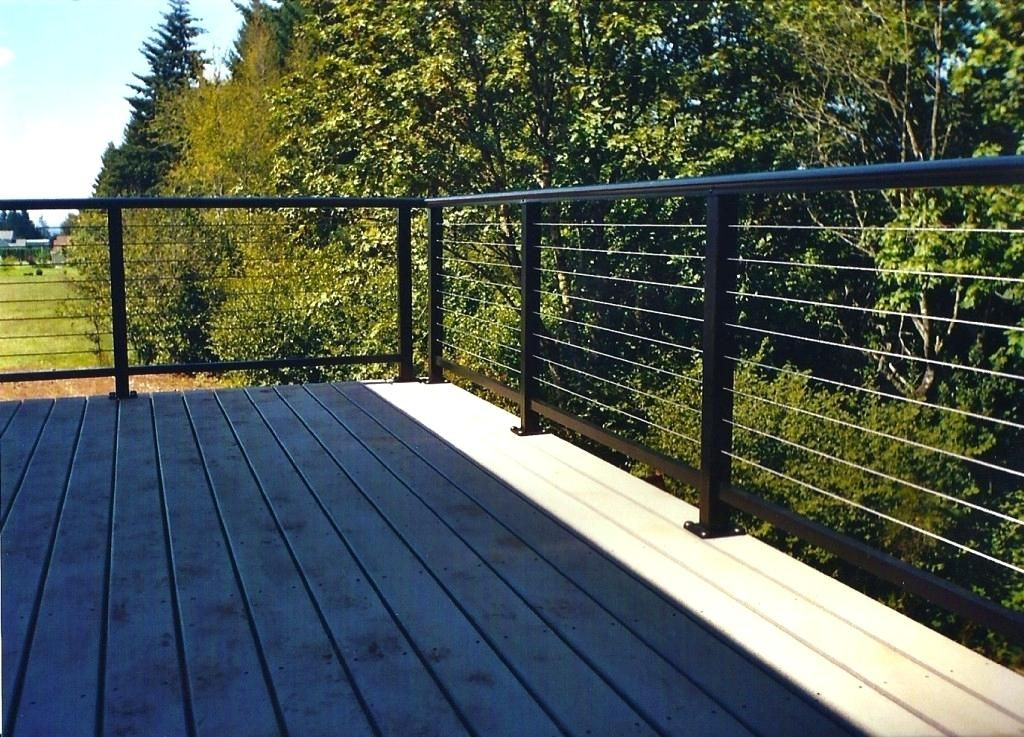 Best Very Versatile Stainless Steel Cable Railing Cost Per Foot 640 x 480