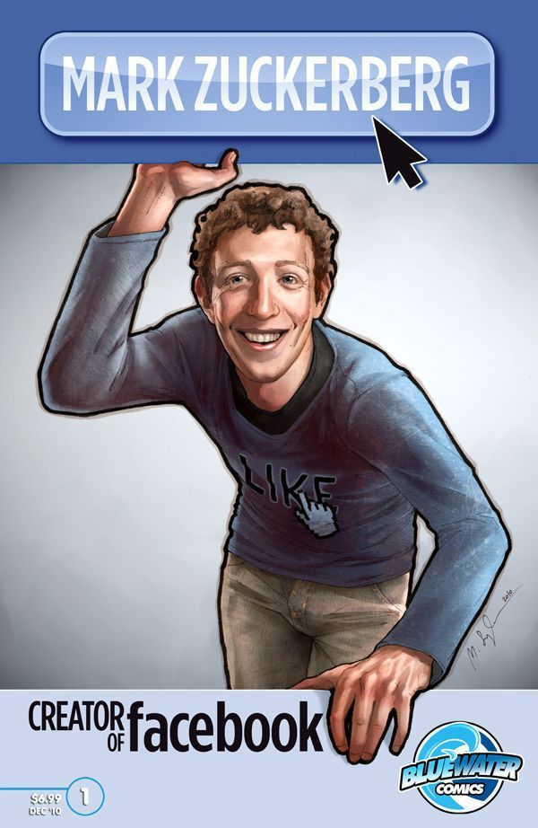 Mark Zuckerberg: The Comic launches today | Step aside Tony Stark! There's a new billionaire comic book hero in town in the shape of Facebook founder and CEO Mark Zuckerberg. Buying advice from the leading technology site