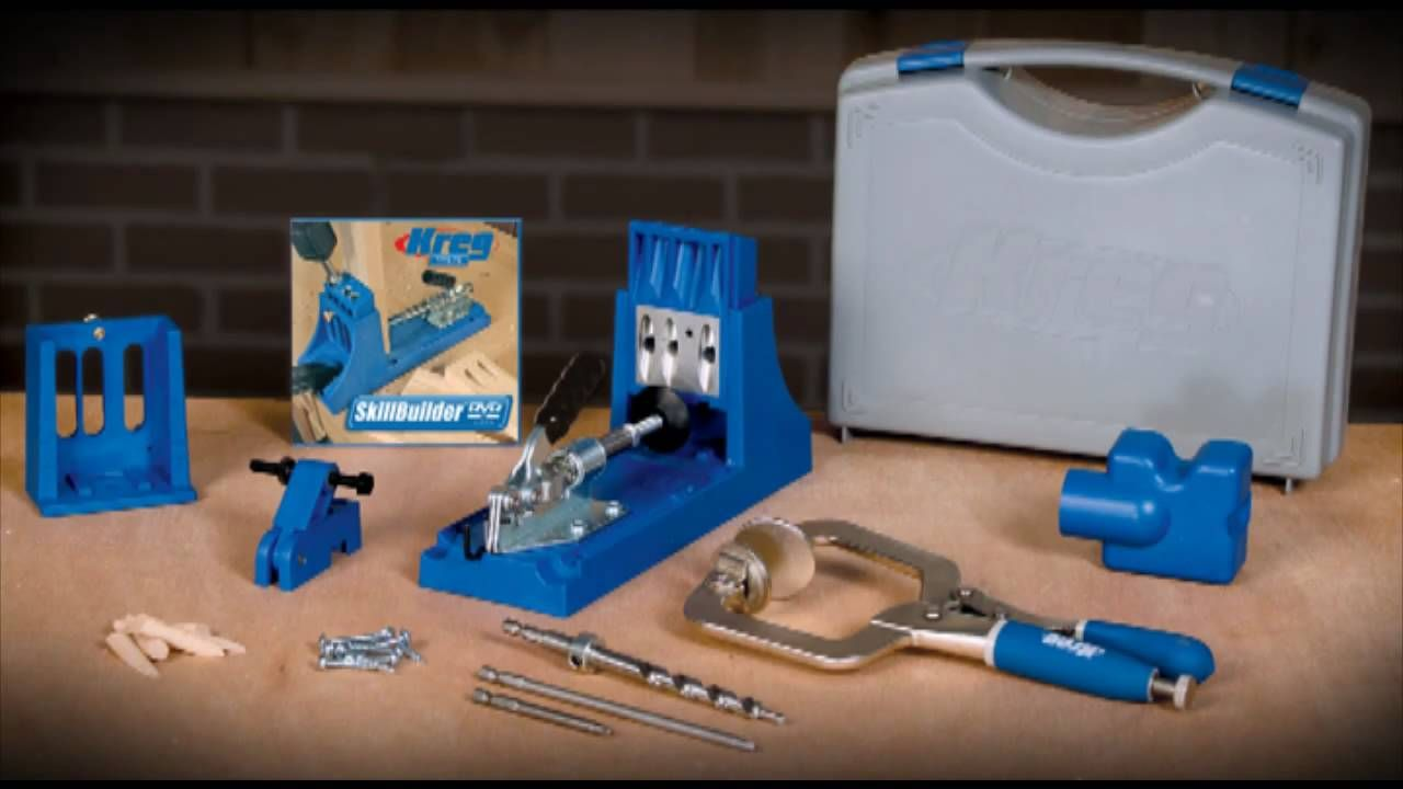 Kreg jig master system tools and toys pinterest kreg jig kreg jig master system solutioingenieria Images
