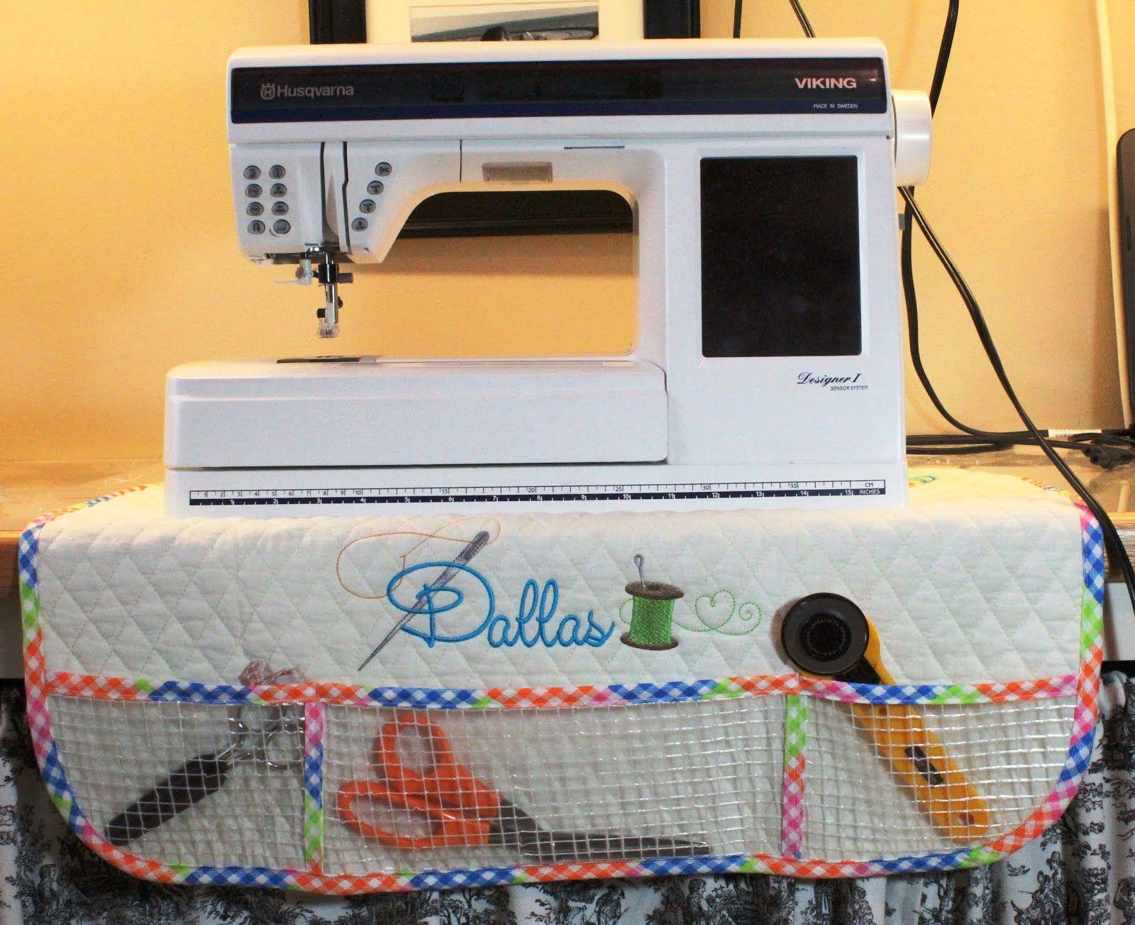 sewing machine caddy   DIY   Pinterest   Patchwork und Nähen