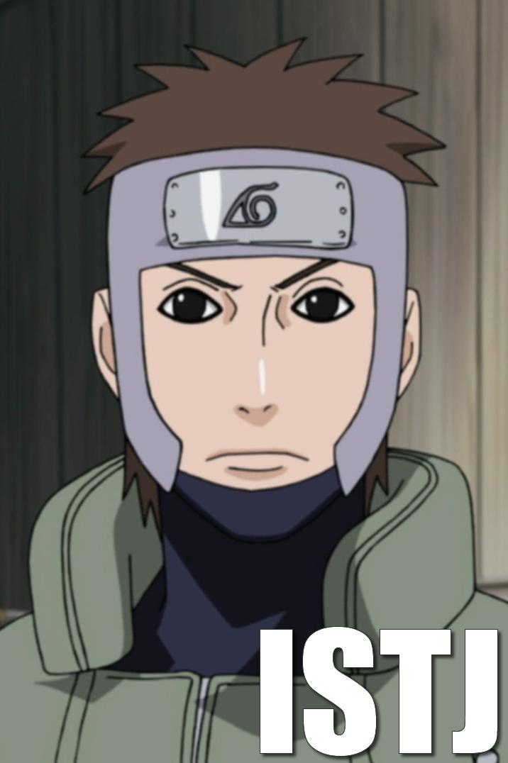 Naruto Series: Yamato (ISTJ) (With images)   Yamato ...