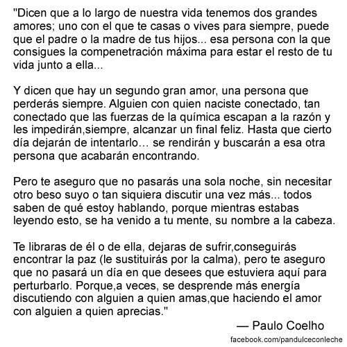 Bú on Paulo coelho, Frases and Thoughts