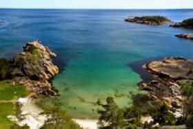Beautiful Southern Norway and in spesial Fevik in Grimstad :)