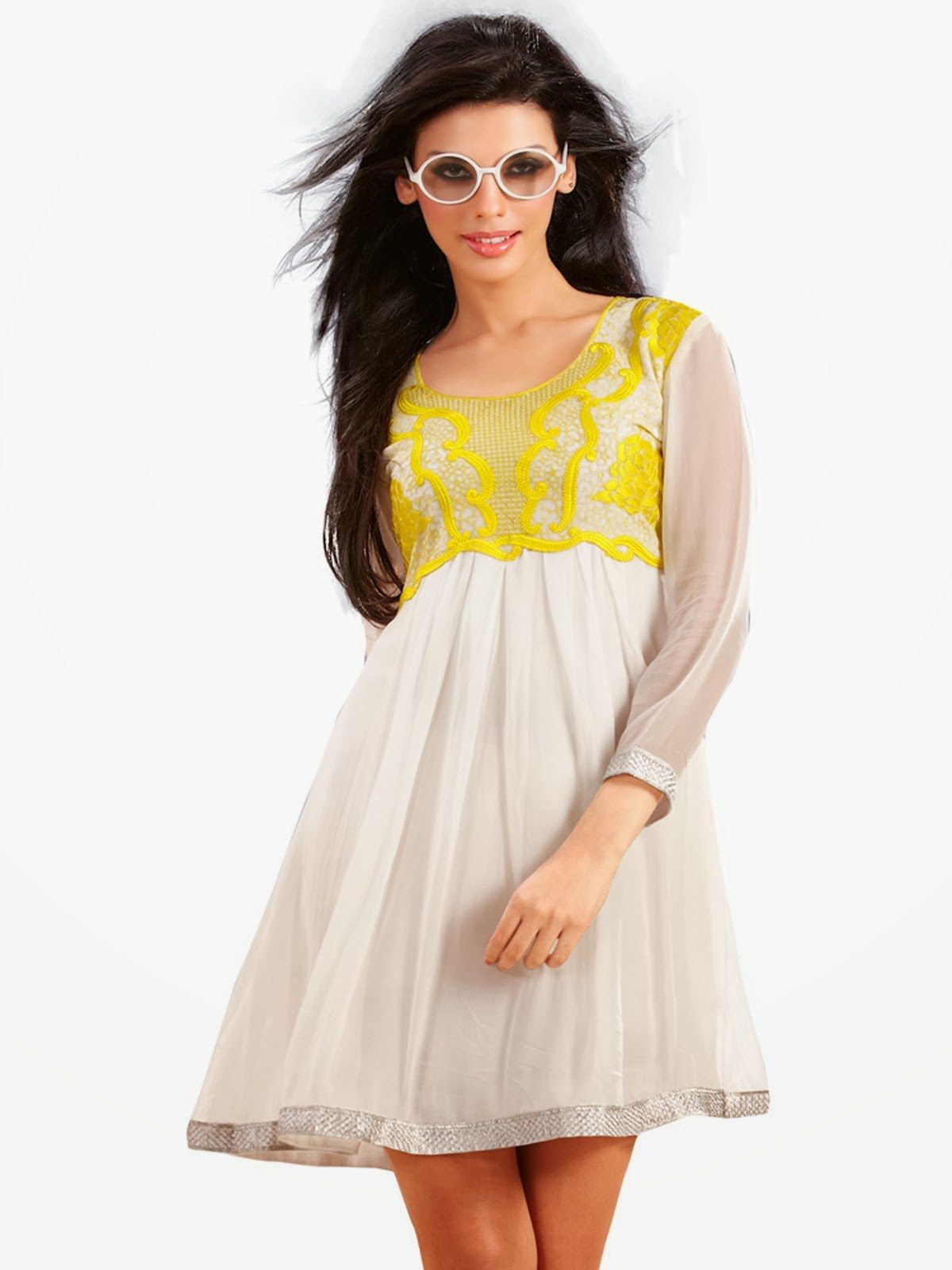 Modern dress casual - Find This Pin And More On Modern Ethnic Wear