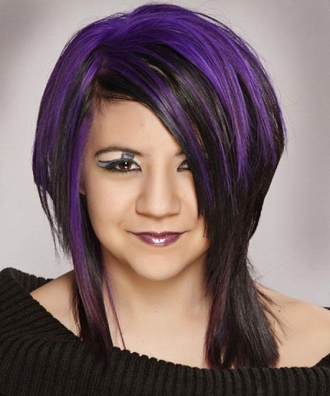 Schwarze Haare Farben Mit Highlights Überprüfen Sie mehr